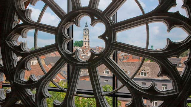 Escapade de rêve à Mons dans le plus charmant hôtel de la ville (à partir de 2 nuits)