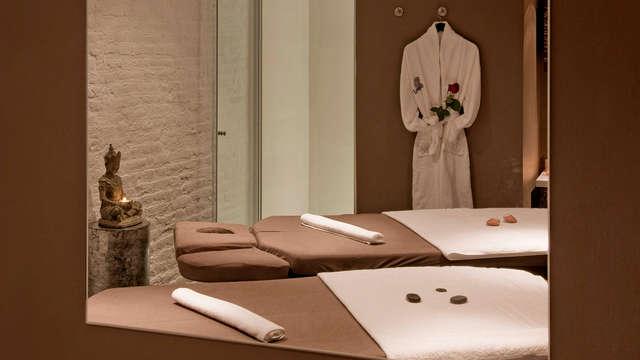 Escapade de charme à Mons dans un ancien couvent rénové avec massage oriental