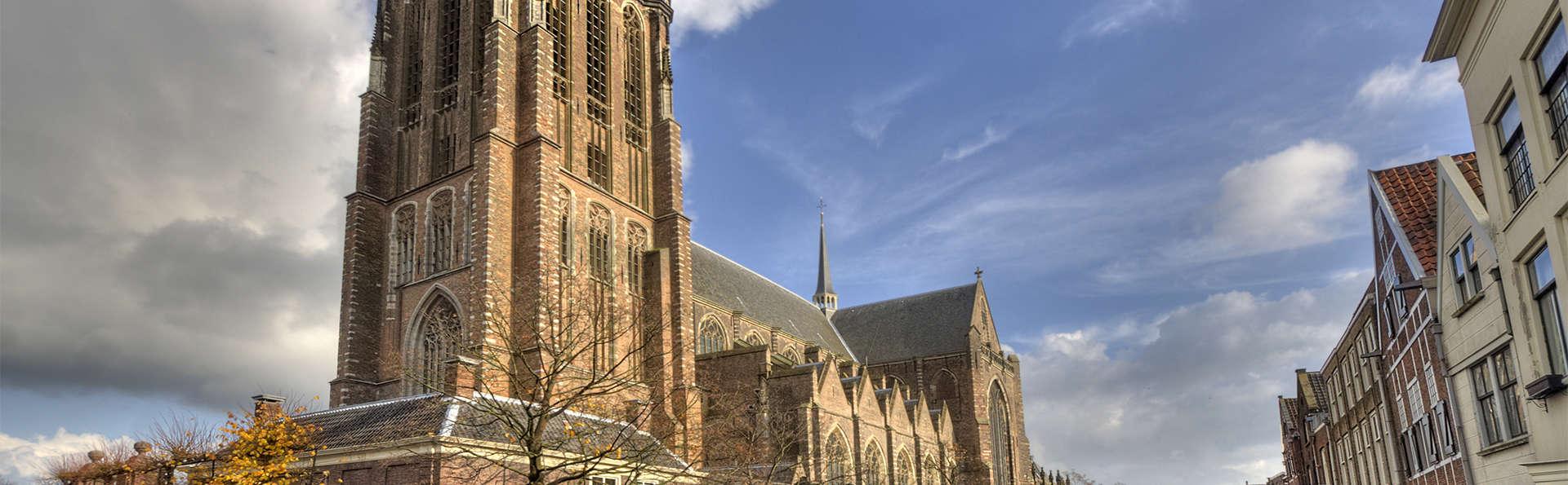 Week-end de charme à Dordrecht