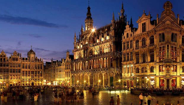 Romanticismo en el corazón de Bruselas