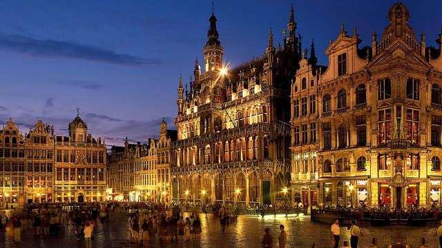 Romance au cœur de Bruxelles (à partir de 2 nuits)