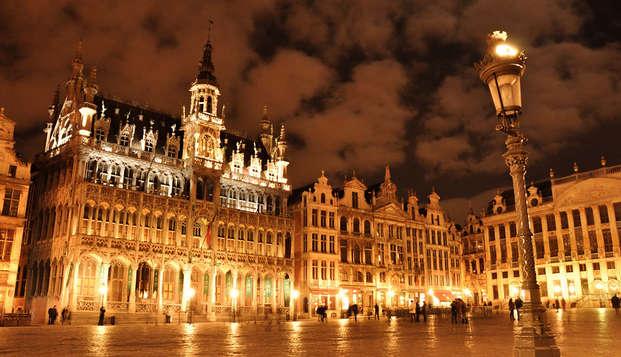Faites-vous plaisir au coeur de Bruxelles