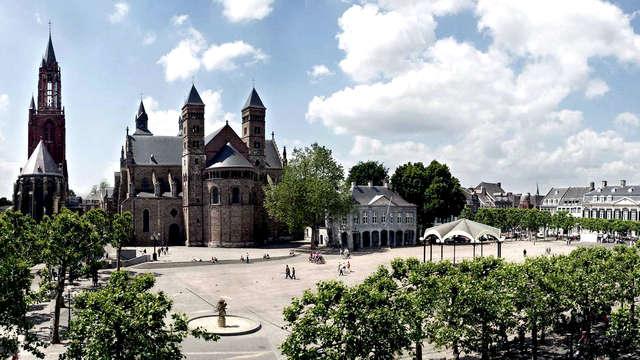 Merveilleuse nuit au Vrijthof au coeur de Maastricht