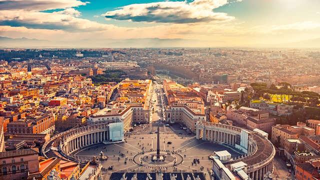 Hôtel à Rome près du Vatican à un prix spécial