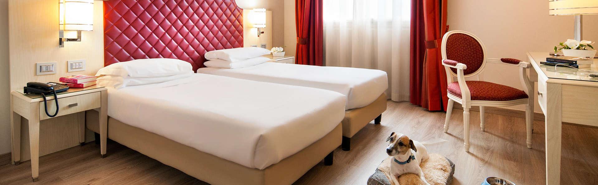 Élégant séjour en chambre classique entre Milan et le lac de Côme