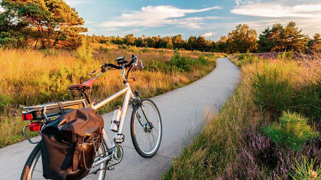 Wellness, fietsen en ontspanning op de Veluwe - vanaf 2 nachten (non-refundable)
