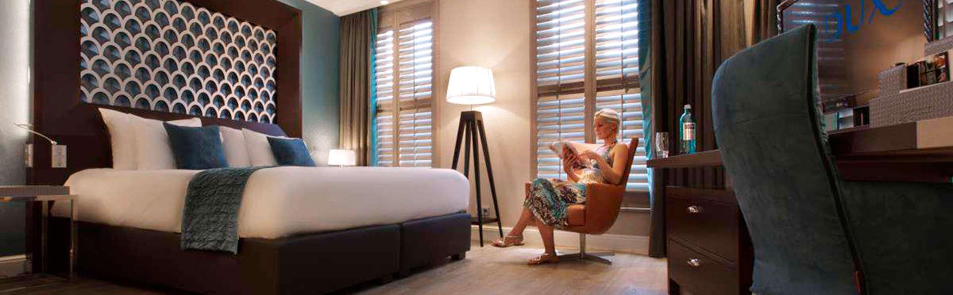 Week-end de Luxe en chambre Executive Deluxe dans le Limbourg