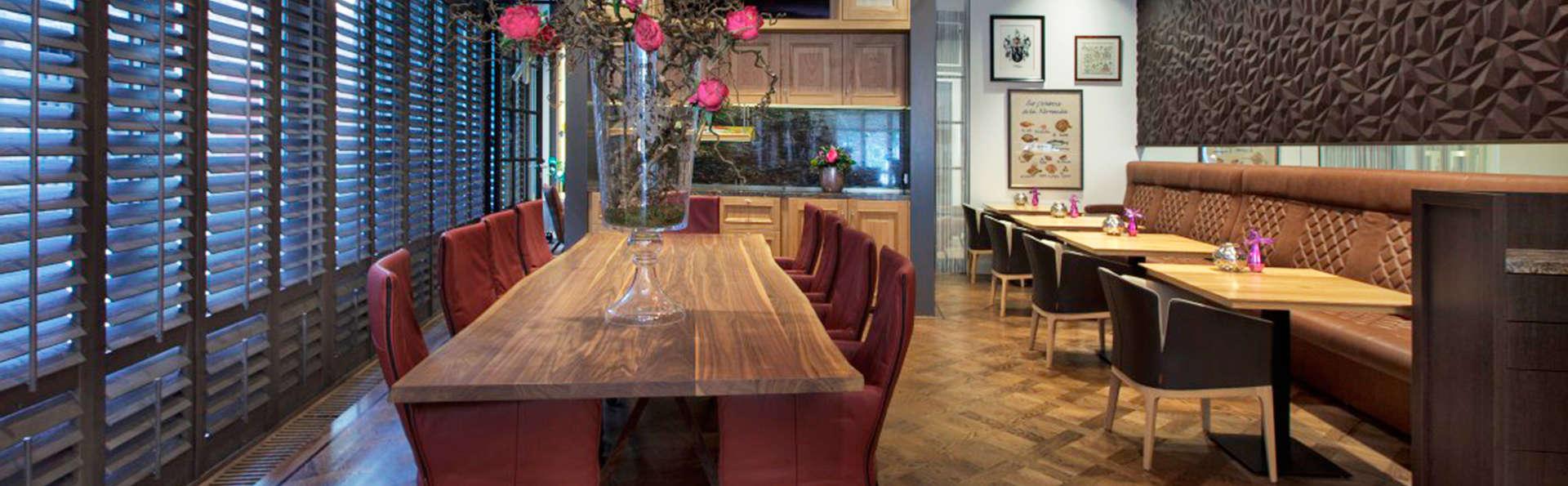 Week-end de luxe dans une chambre Club Deluxe dans le Limbourg