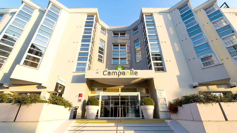 Hôtel Restaurant Campanile Reims Centre - Cathédrale - Edit_Front.jpg