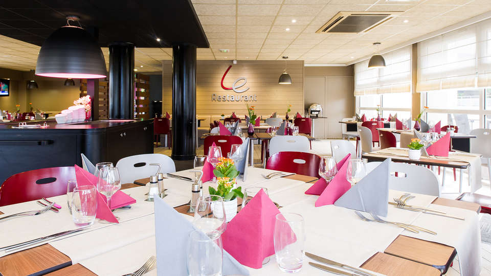 Hôtel Restaurant Campanile Reims Centre - Cathédrale - Edit_Restaurant3.jpg