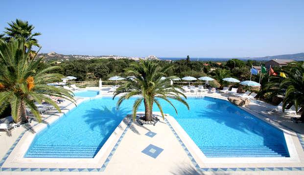 Hotel Corsica - Pool