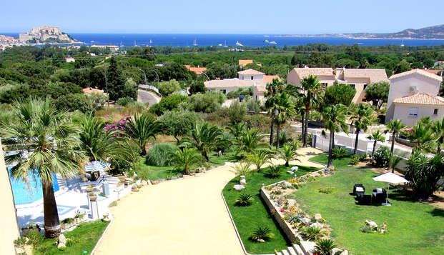 Hotel Corsica - View
