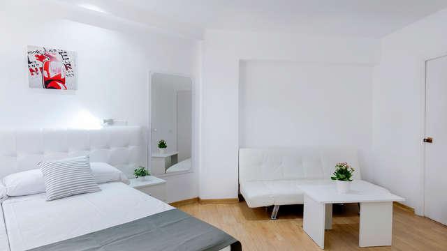Bluesense Madrid Genova - Room