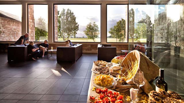Soggiorno con deliziosa cena ad Assisi