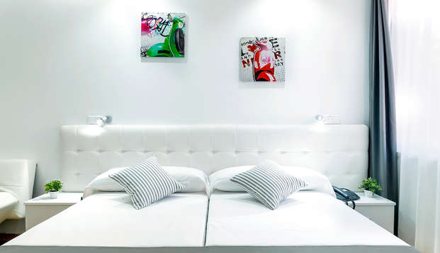 Bluesense Madrid Serrano - Room