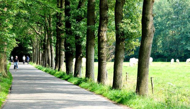 Ontdek de prachtige omgeving van Enschede en ontspan in Bad Boekelo (2 nachten)