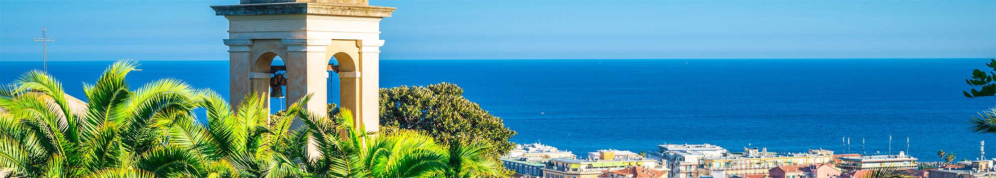 Week end e soggiorni in Riviera Ligure
