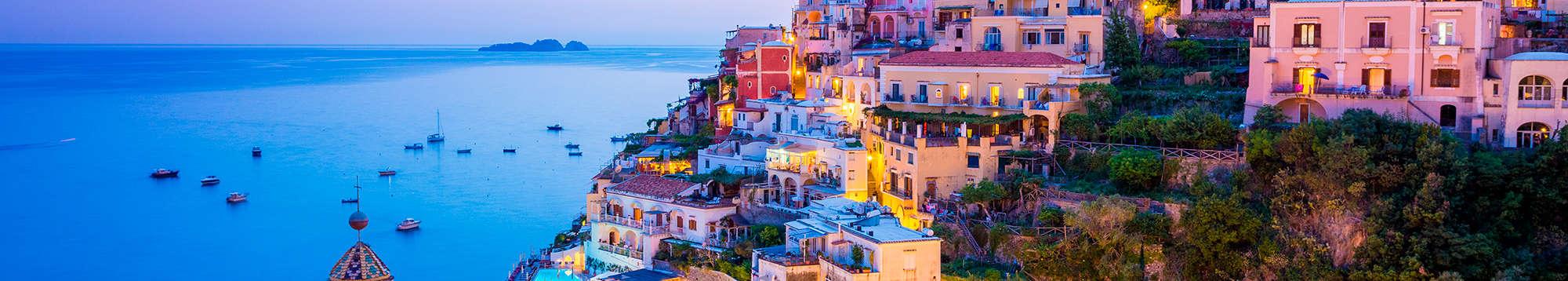 Week end e soggiorni nella Costiera Amalfitana
