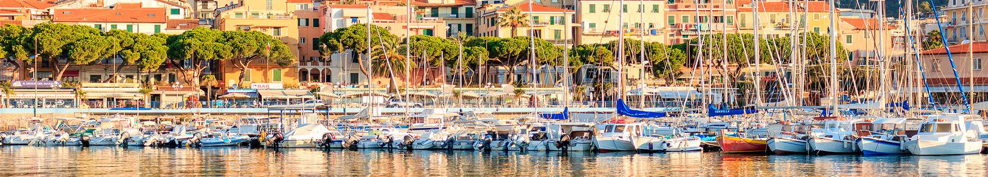 Week end e soggiorni nella Riviera dei Fiori