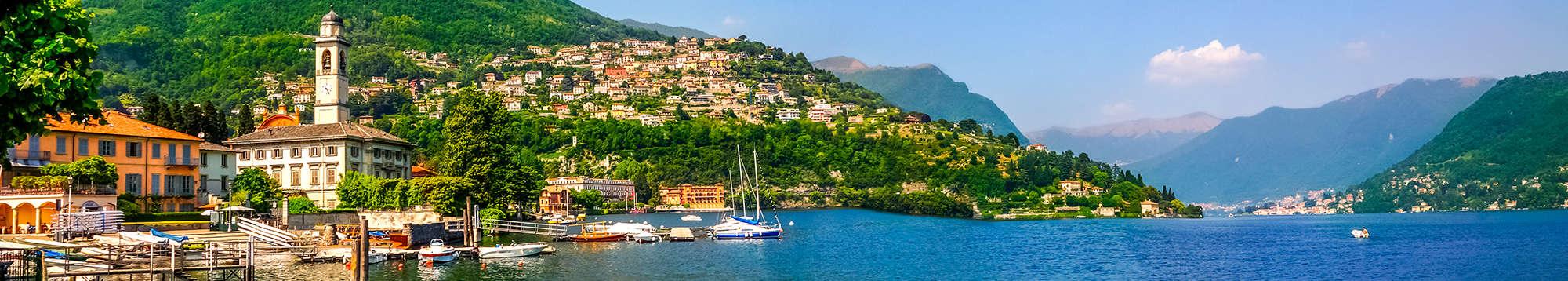 Week end e soggiorni al Lago di Como