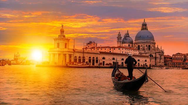 Des vacances inoubliables à Venise sur le Grand Canal