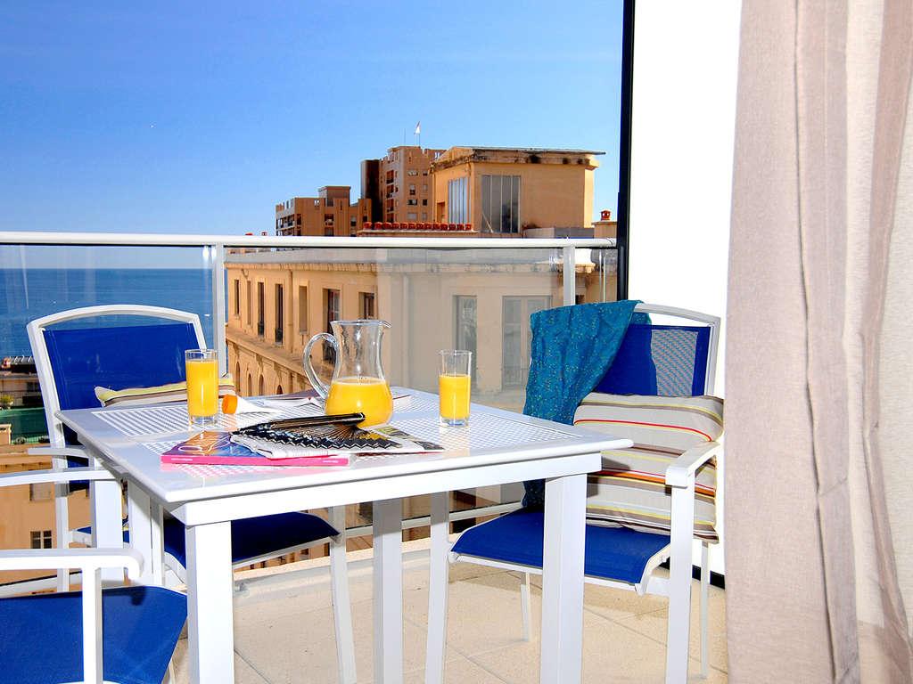 Séjour Beausoleil - Week-end en appartement dans la principauté de Monaco  - 3*