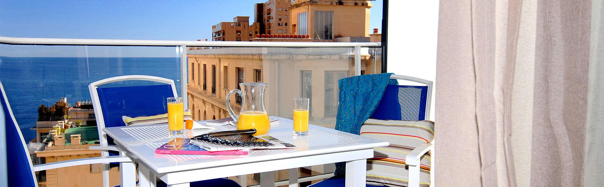 Week-end en appartement dans la principauté de Monaco
