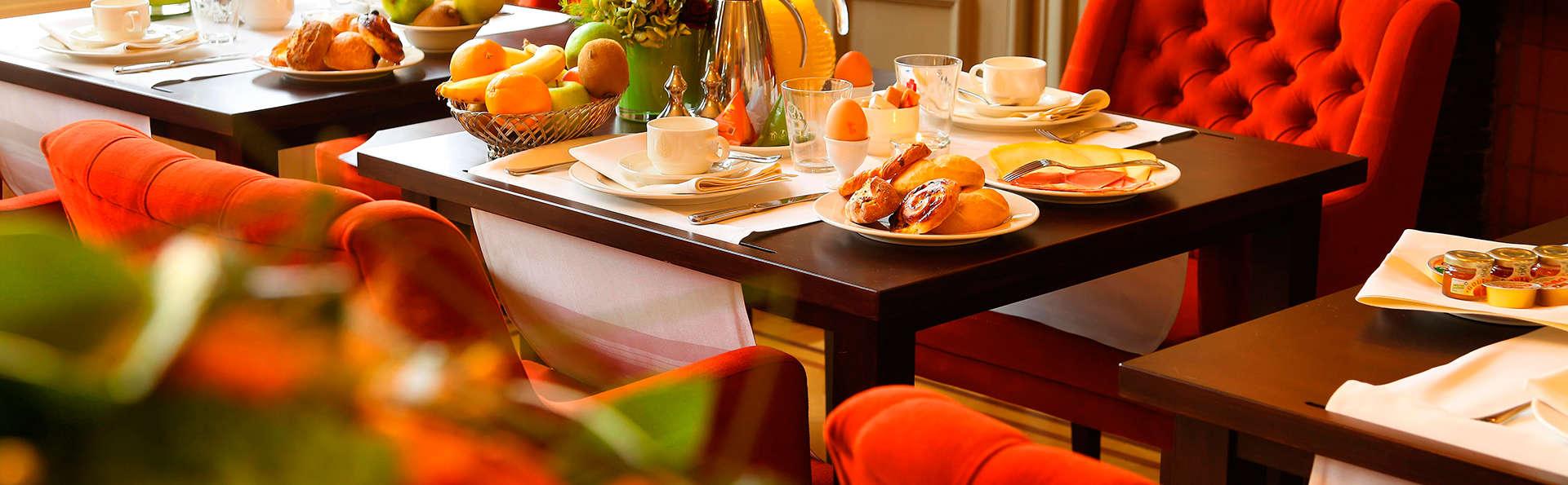 Gastronomisch weekend spa met gastronomisch diner 6 gangen voor 2 volwassenen vanaf 259 - Stoffering salon verblijf ...