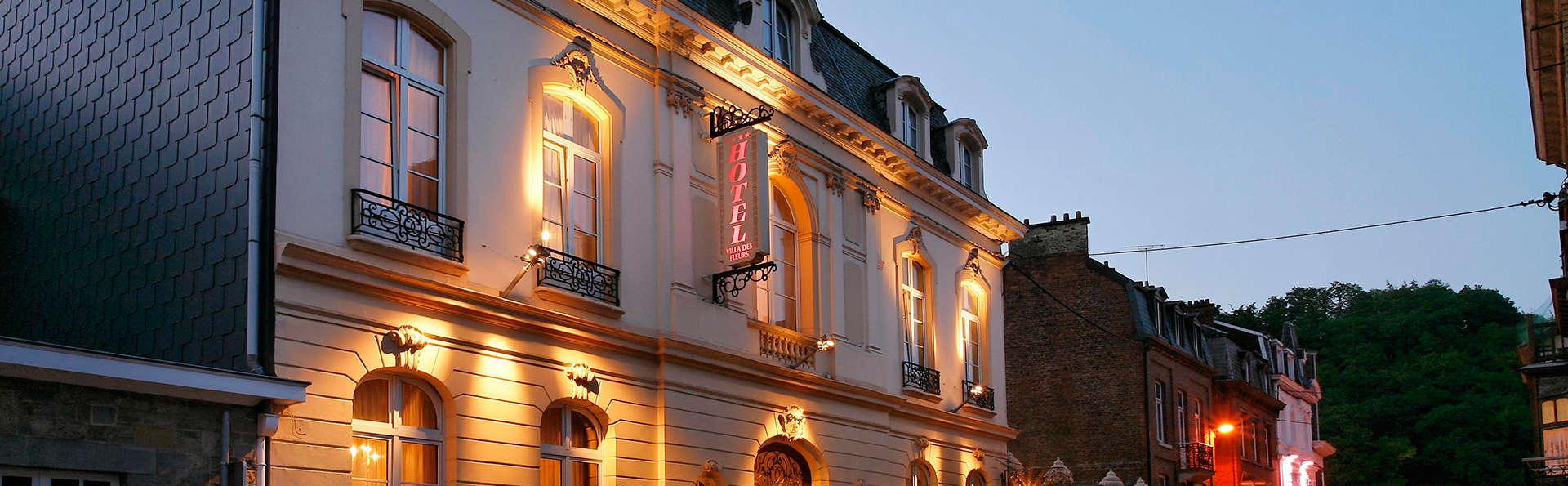 Hôtel La Villa des Fleurs  - EDIT_front1.jpg