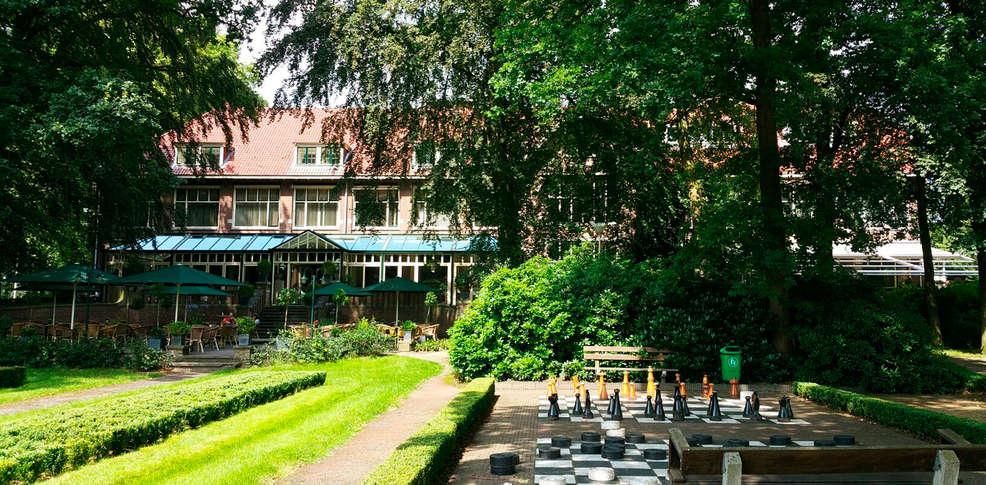 hotel landgoed ehzerwold 3* - almen, pays-bas