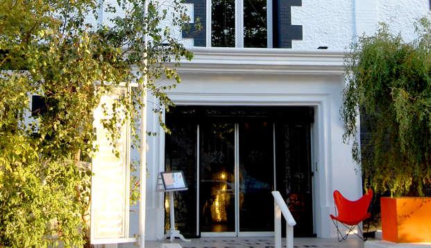 Hotel Sud Bretagne - Entrance
