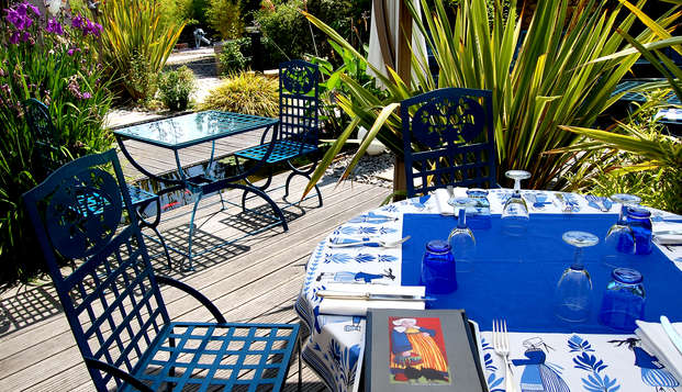 Hotel Sud Bretagne - Terrace