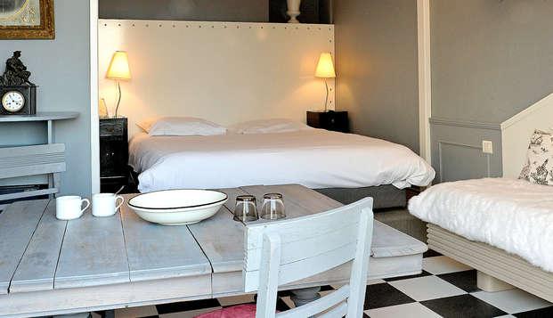 Hotel Sud Bretagne - room