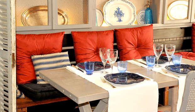 Hotel Sud Bretagne - restaurant