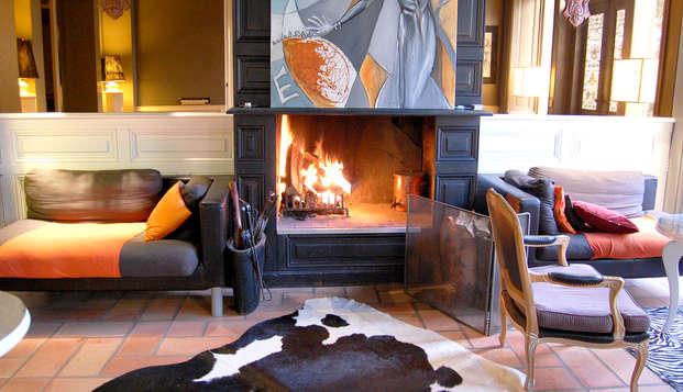 Hotel Sud Bretagne - Lounge