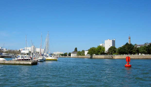 Découvrez le charme de Lorient