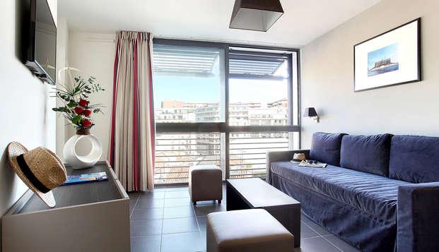 Appart Hotel Odalys Prado Castellane - apartment