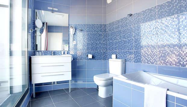 Appart Hotel Odalys Prado Castellane - Bathroom