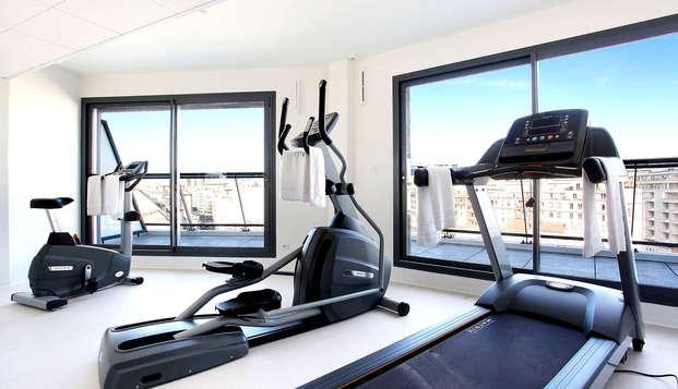 Appart Hotel Odalys Prado Castellane - Gym