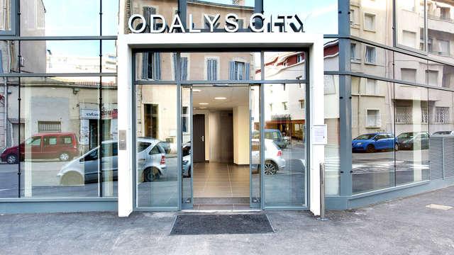 Appart Hotel Odalys Prado Castellane - Front