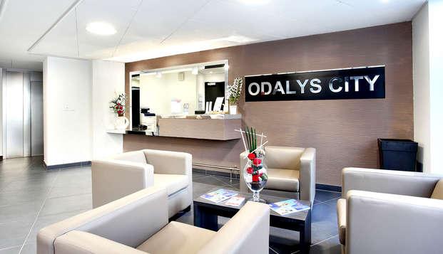 Appart Hotel Odalys Prado Castellane - Reception