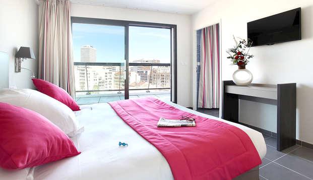 Appart Hotel Odalys Prado Castellane - room
