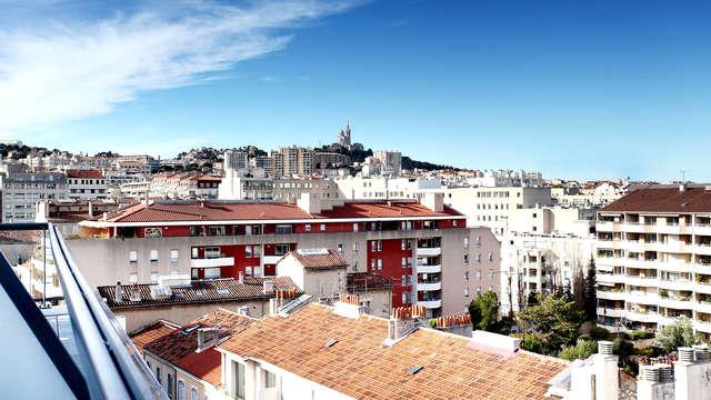 Appart Hotel Odalys Prado Castellane - View