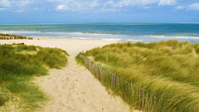 Genieten aan de Belgische kust ( 2nachten)