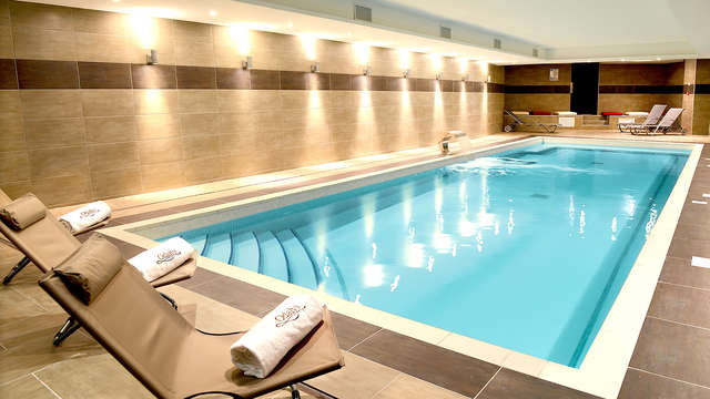 Appart hotel et Spa Odalys Ferney Geneve