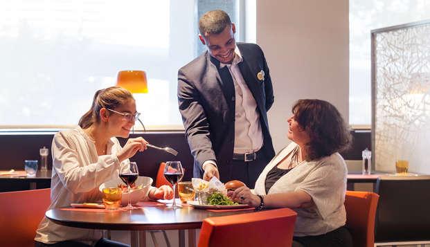 Novotel Paris La Defense - restaurant