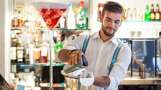 Novotel Paris La Defense - barman
