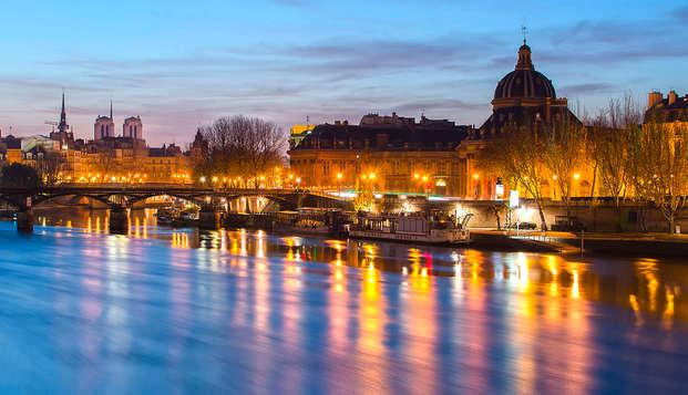 Estancia con Lovebox al oeste de París