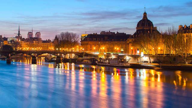 Even er tussenuit met Lovebox in het westen van Parijs