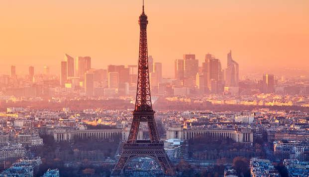 Estancia romántica en París con Lovebox